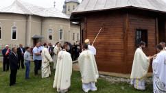 Sânmartin de Beiuș - A fost târnosită biserica veche