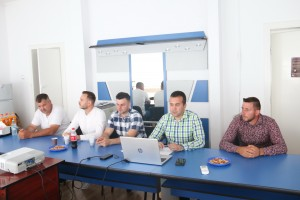 OJFIR Bihor. Fonduri pentru tinerii fermieri din diaspora - Au fost semnate patru contracte