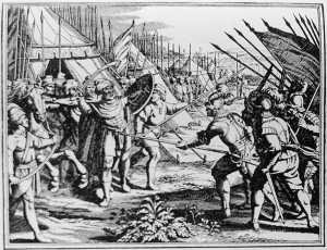9/19 august 1601 - Asasinarea lui Mihai-Vodă Viteazul