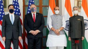 SUA şi India îşi intensifică cooperarea în detrimentul Rusiei şi Chinei - Un acord militar cheie