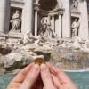 Subiect de scandal între primăria Romei și Biserica Catolică - Banii din Fontana di Trevi