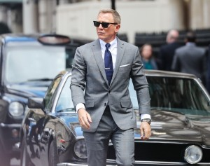 "Noul film din seria James Bond are titlu - ""No Time to Die"""