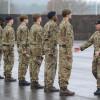 Marea Britanie - Mobilizare militară preventivă