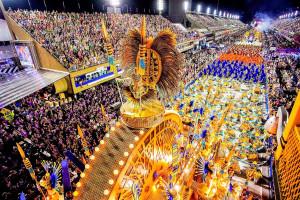 Debutează Carnavalul de la Rio