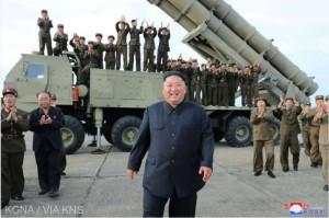 Coreea de Nord a reluat testele balistice în ciuda presiunilor SUA - Un eşec diplomatic