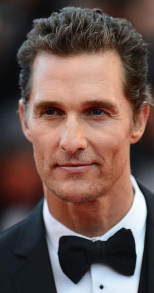 Actorul Matthew McConaughey - Guvernatorul statului Texas