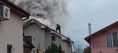 Incendii în Batăr și Sânmartin