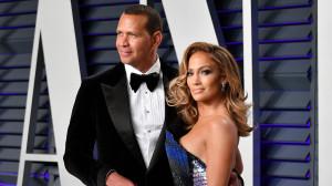 Jennifer Lopez şi Alex Rodriguez s-au despărţit