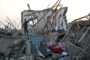 Regiunea Nagorno-Karabah. În pofida armistiţiului mediat de SUA - Confruntările militare continuă