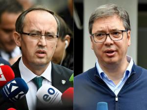 """Sub egida UE, dar şi a """"motorului"""" franco-german - Serbia şi Kosovo reiau dialogul"""