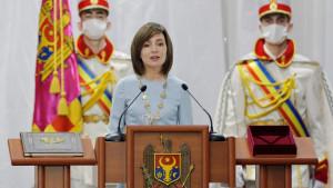 Prima reuniune a noului Parlament din Republica Moldova - Toleranţă zero la corupţie