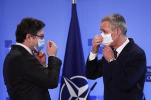 Rusia trebuie să pună capăt consolidării militare lângă Ucraina - Un avertisment dur al NATO