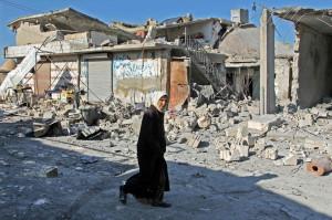Războiul din Siria. Raport despre atrocităţile din provincia Idlib - Crime de război