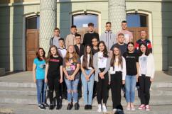 """Ștei. Colegiul Național """"Avram Iancu"""" - În Spania, prima mobilitate de proiect"""