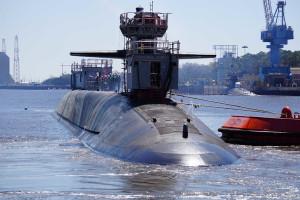 Iran - Submarin american identificat în Golful Oman
