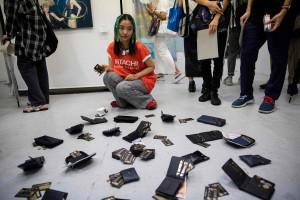 Tokyo - Expoziţie unde furtul operelor de artă este permis