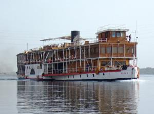 """În sudul Egiptului, pe urmele Agathei Christie - Croazieră de lux pe """"Sudan"""""""